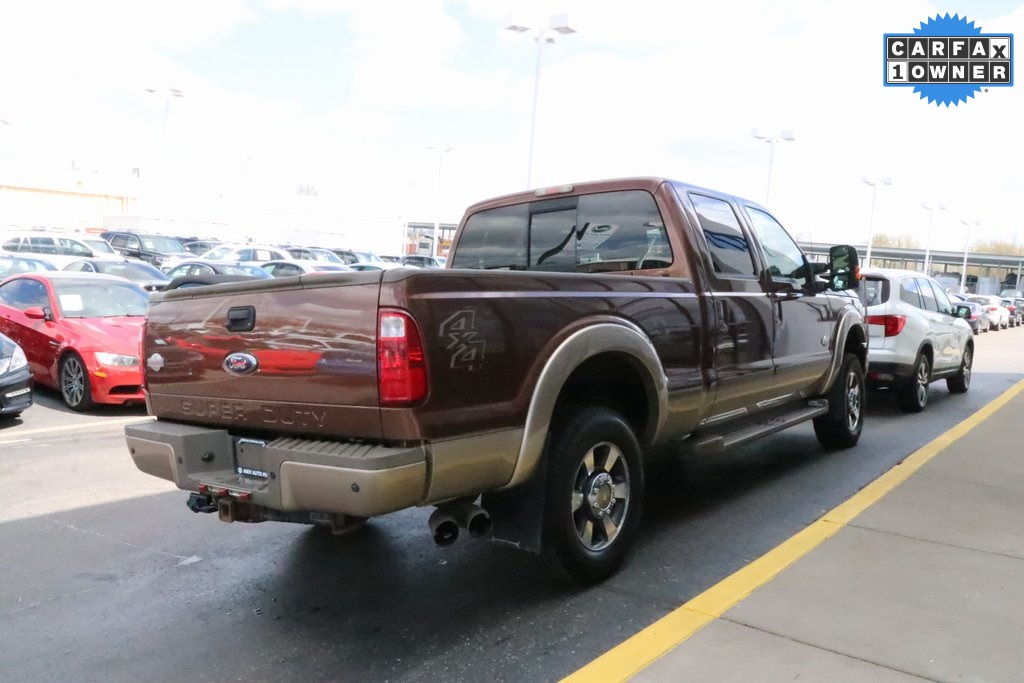 Pre-Owned 2011 Ford F-250SD King Ranch