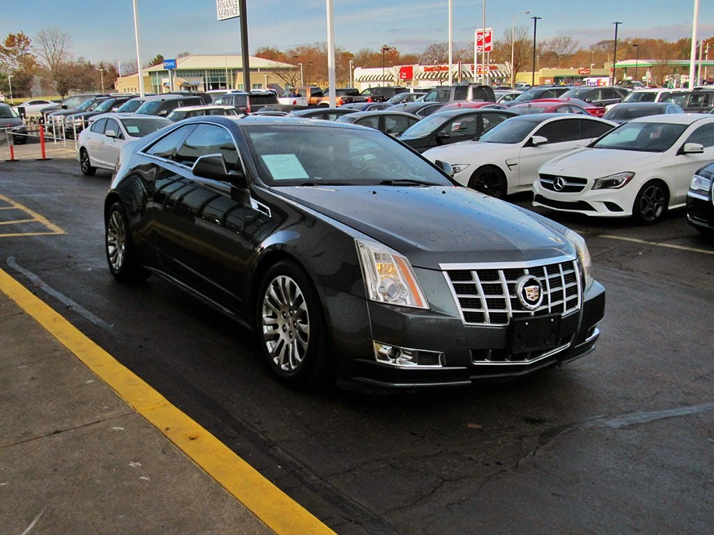Pre-Owned 2012 Cadillac CTS Performance