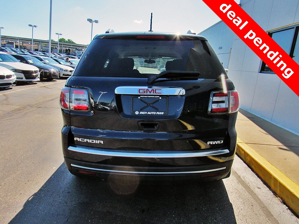 Pre-Owned 2016 GMC Acadia SLE-2