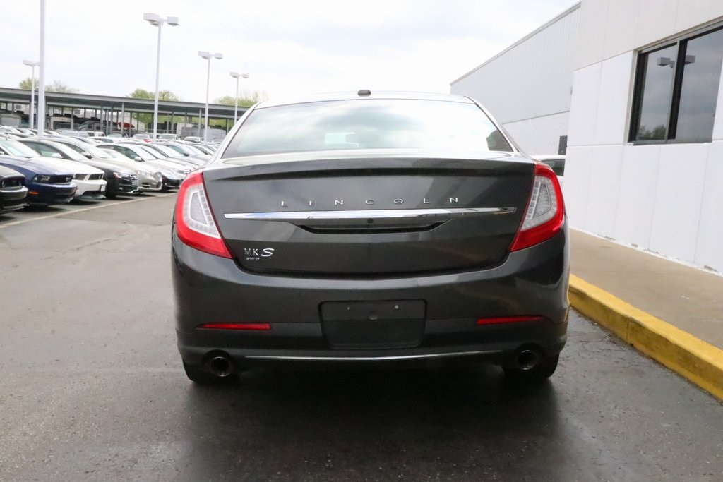 Pre-Owned 2015 Lincoln MKS