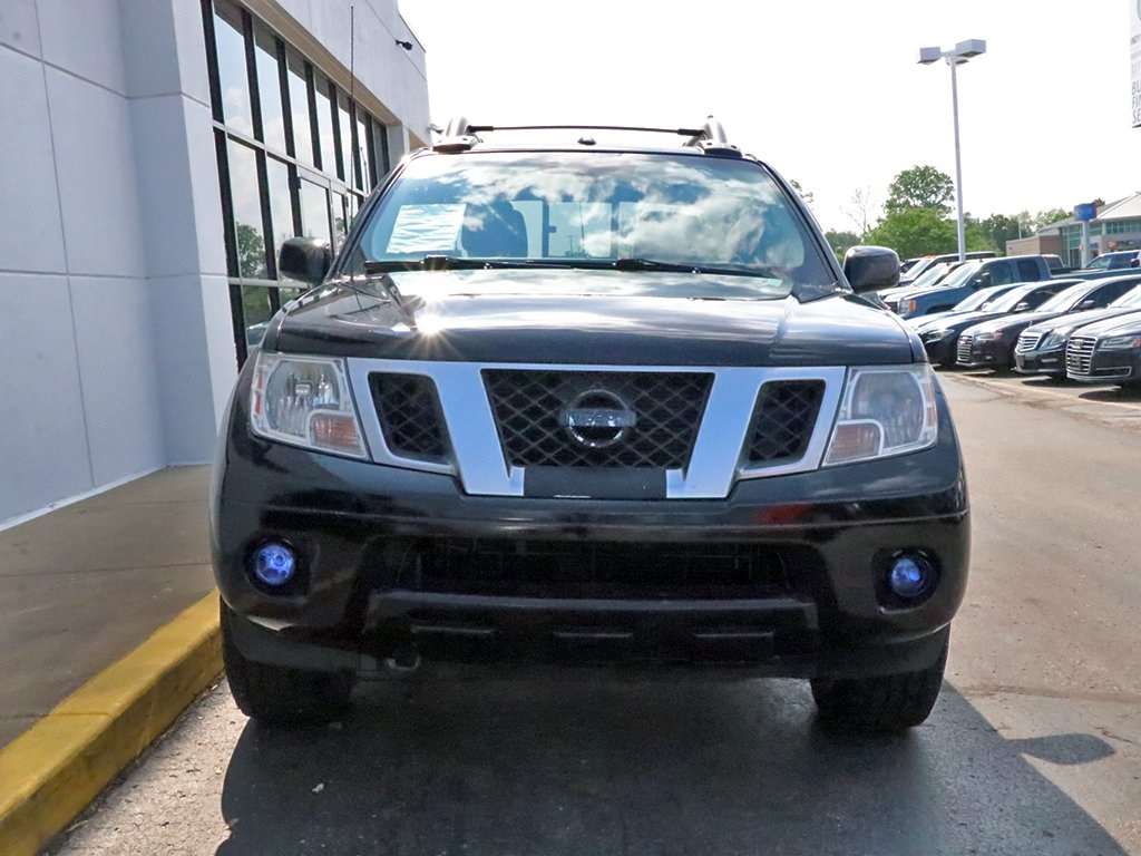 Pre-Owned 2014 Nissan Frontier PRO-4X