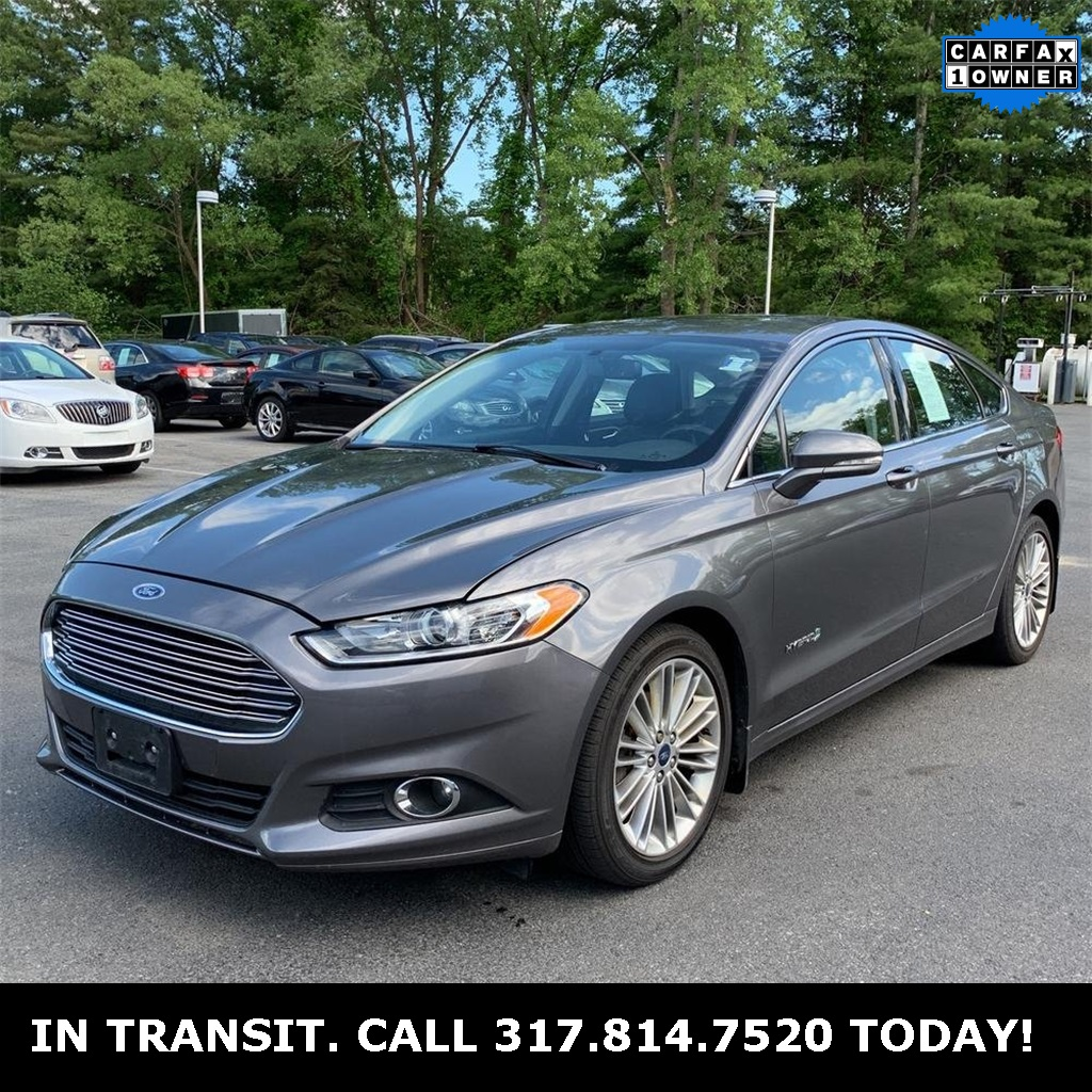 Pre-Owned 2014 Ford Fusion Hybrid SE