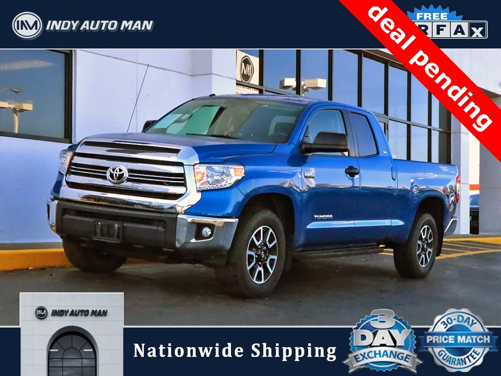 Pre-Owned 2017 Toyota Tundra SR5
