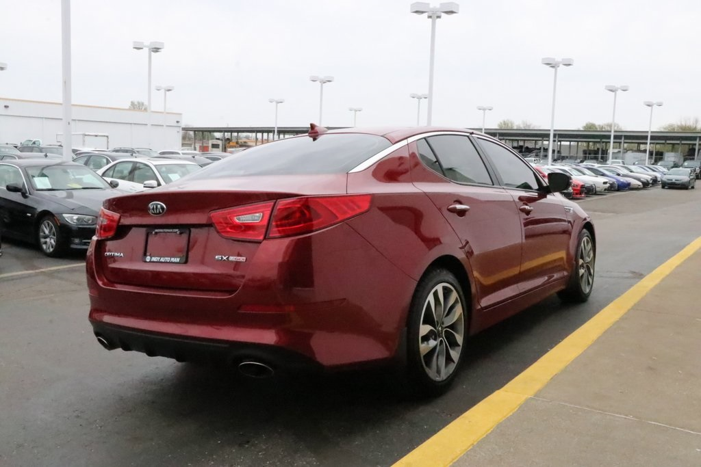 Pre-Owned 2014 Kia Optima SX