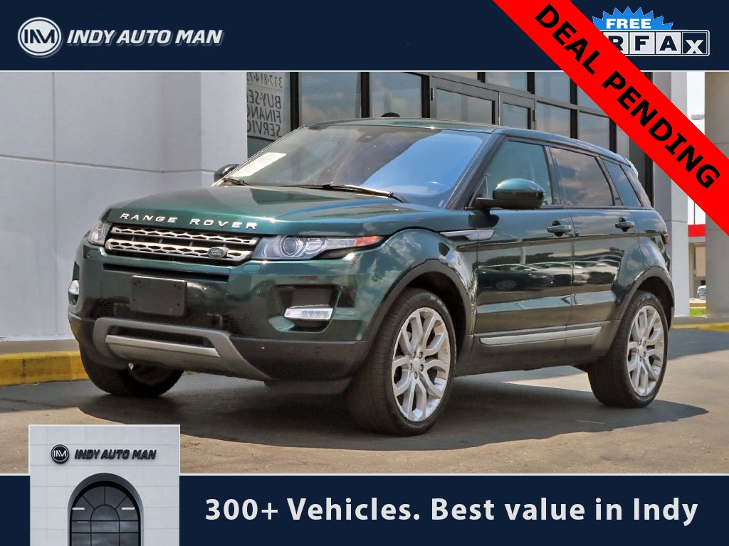 2015 Land Rover Range Rover Evoque Pure >> Pre Owned 2015 Land Rover Range Rover Evoque Pure Plus 4d Sport