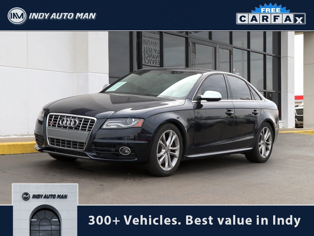 Pre-Owned 2010 Audi S4 3.0 Premium Plus