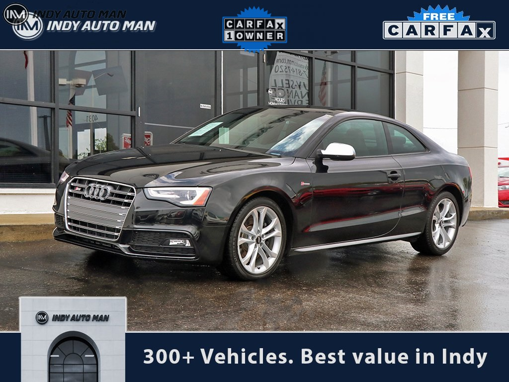 Pre-Owned 2016 Audi S5 3.0T Premium Plus