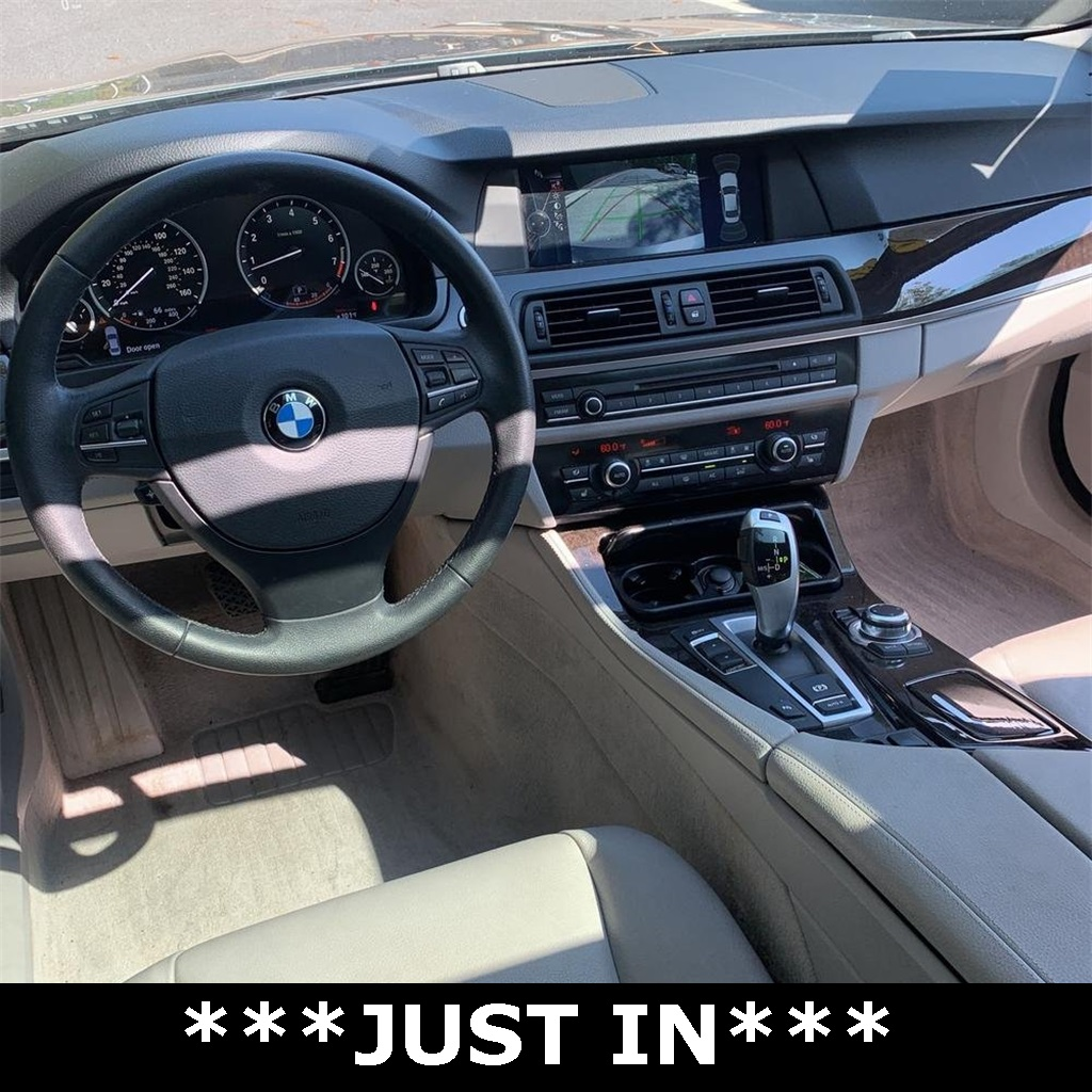 Pre-Owned 2013 BMW 5 Series 535i