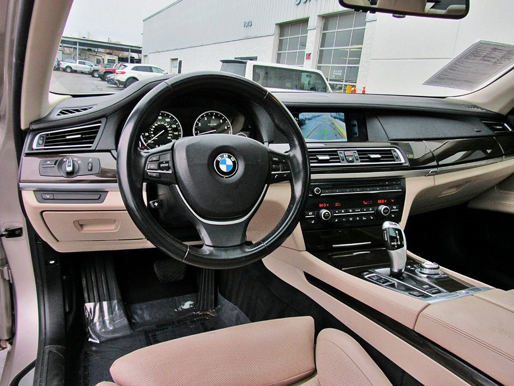Pre-Owned 2012 BMW 7 Series 750Li