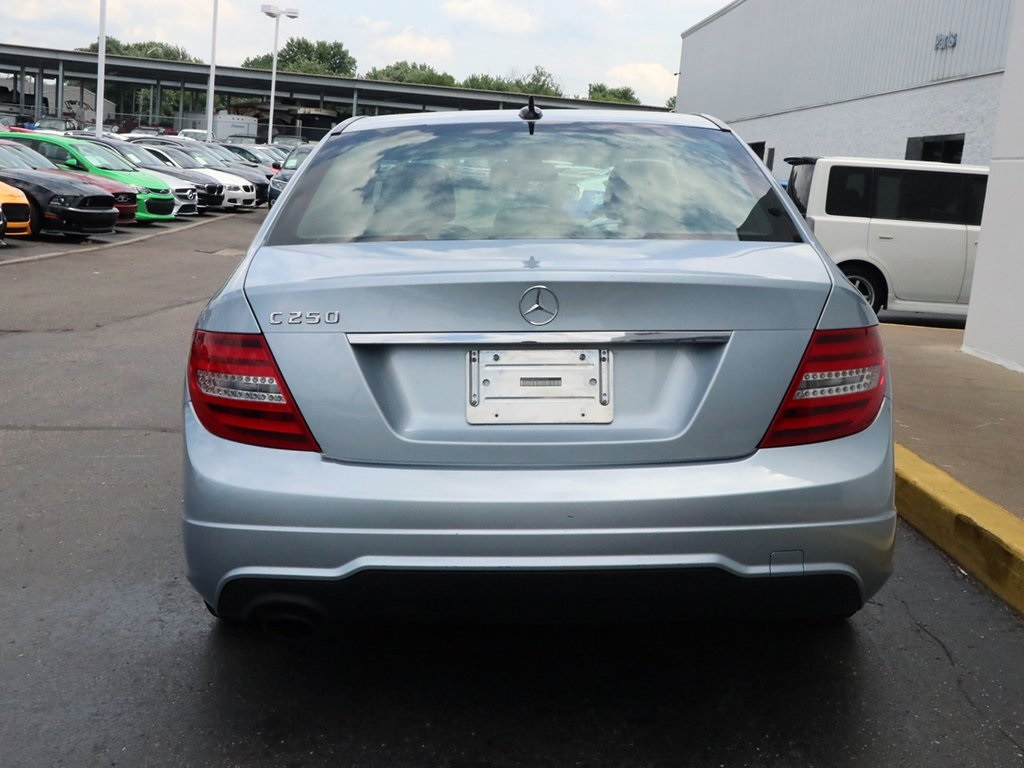 Pre-Owned 2013 Mercedes-Benz C-Class C 250