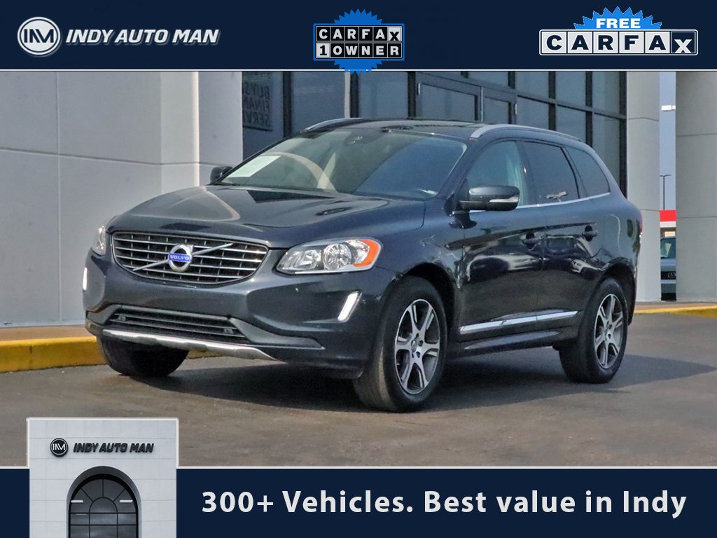Who Owns Volvo >> Pre Owned 2015 Volvo Xc60 T6 4d Sport Utility In Indianapolis