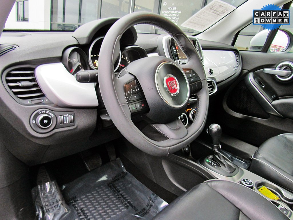 Pre-Owned 2016 FIAT 500X Lounge