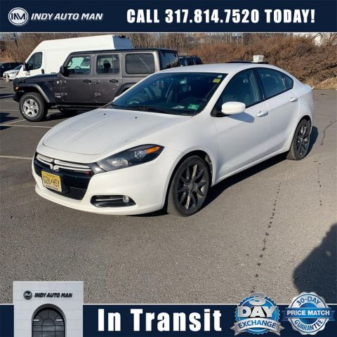 Pre-Owned 2013 Dodge Dart SXT/Rallye With Navigation