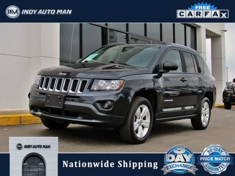 Pre-Owned 2016 Jeep Compass Sport FWD 4D Sport Utility