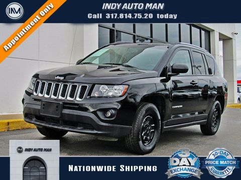 Used 2016 Jeep Compass Sport 4WD