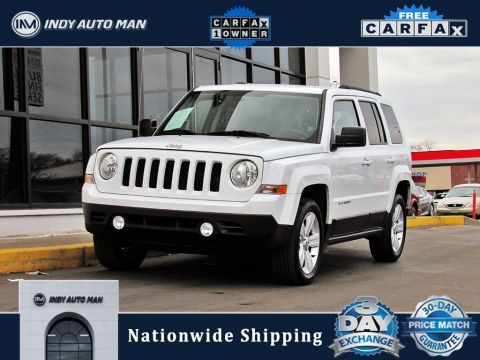 Pre-Owned 2015 Jeep Patriot Latitude FWD 4D Sport Utility