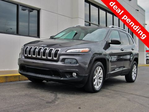 2015 Jeep Cherokee Latitude in Indianapolis, IN