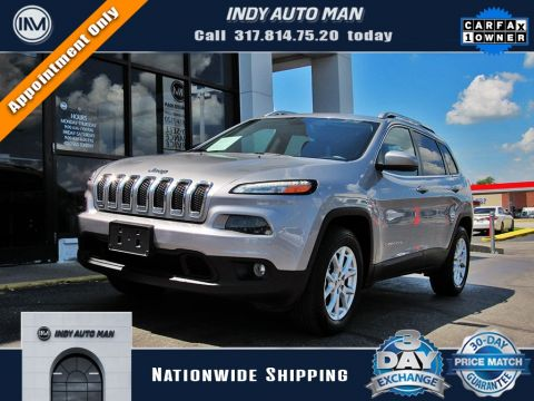 Used 2016 Jeep Cherokee Latitude 4WD