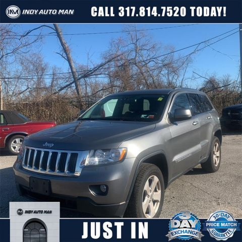 Pre-Owned 2013 Jeep Grand Cherokee Laredo With Navigation & 4WD
