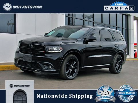 Pre-Owned 2017 Dodge Durango R/T With Navigation & AWD