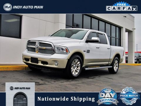 Pre-Owned 2013 Ram 1500 Laramie Longhorn With Navigation & 4WD