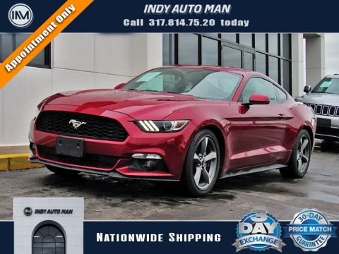 Pre-Owned 2016 Ford Mustang EcoBoost Premium RWD 2D Coupe