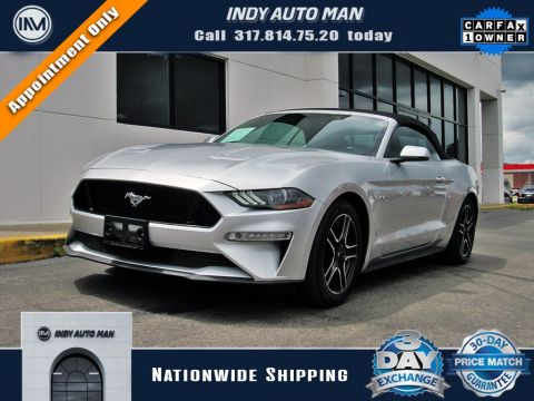 2019 Ford Mustang GT Premium in Indianapolis, IN