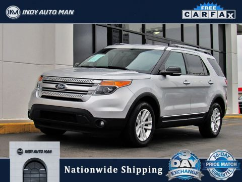 Pre-Owned 2013 Ford Explorer XLT With Navigation & AWD