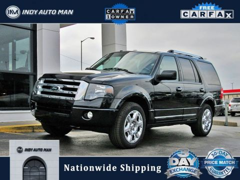 Pre-Owned 2017 Ford Expedition EL Limited With Navigation & 4WD