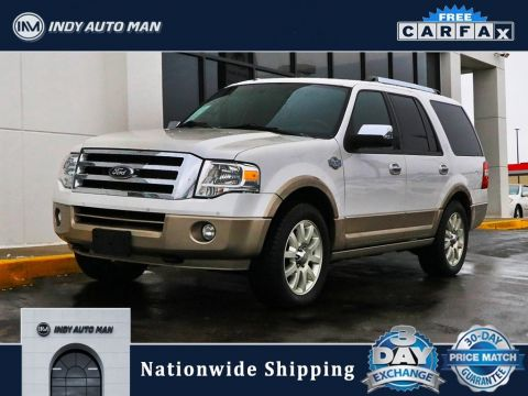Pre-Owned 2013 Ford Expedition With Navigation & 4WD
