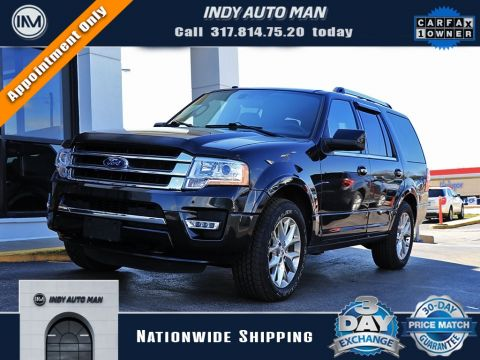 Pre-Owned 2015 Ford Expedition Limited With Navigation & 4WD