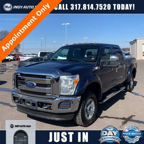 Pre-Owned 2011 Ford F-250SD XLT 4WD