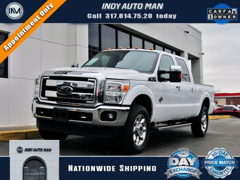 Pre-Owned 2013 Ford F-350SD Lariat With Navigation & 4WD