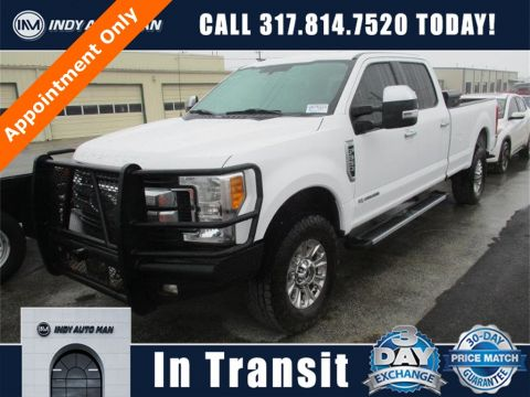 Pre-Owned 2017 Ford F-350SD XLT 4WD