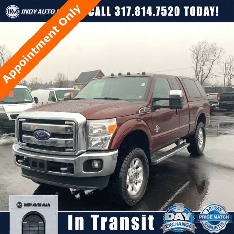Used 2015 Ford F-350SD Lariat With Navigation & 4WD