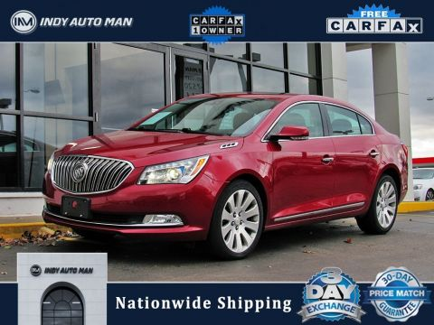 Pre-Owned 2014 Buick LaCrosse Premium I Group AWD