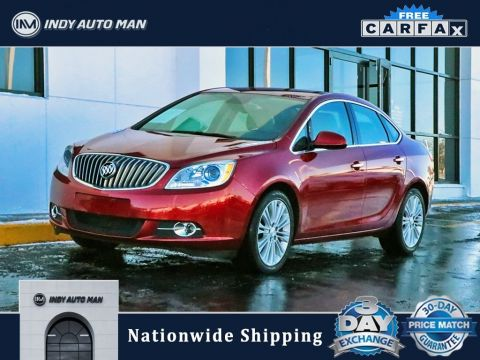 Pre-Owned 2014 Buick Verano Base