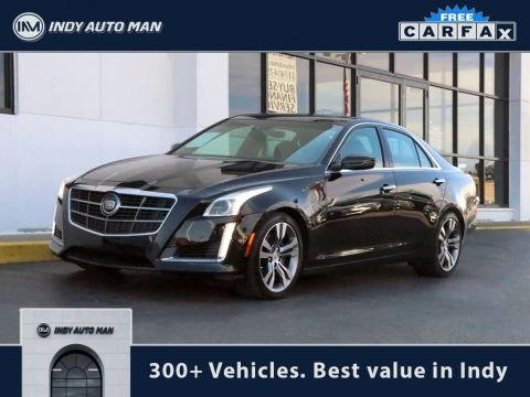 Pre-Owned 2014 Cadillac CTS 3.6L Twin Turbo Vsport Premium