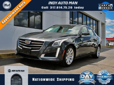 2015 Cadillac CTS 3.6L Luxury With Navigation & AWD in Indianapolis, IN