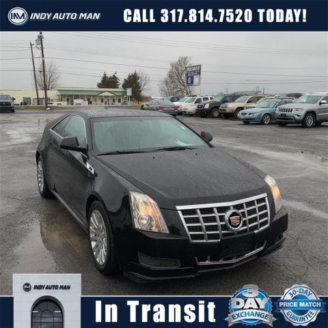 Pre-Owned 2014 Cadillac CTS Base AWD