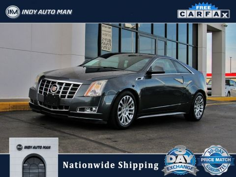 Pre-Owned 2012 Cadillac CTS Performance RWD 2D Coupe