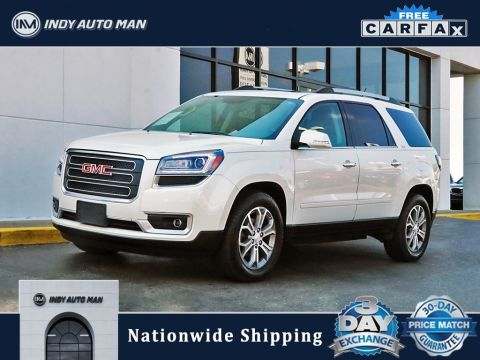 Pre-Owned 2014 GMC Acadia SLT-2