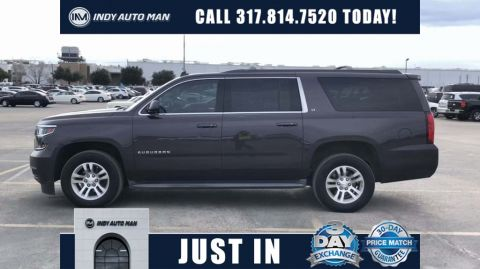 Pre-Owned 2015 Chevrolet Suburban LT With Navigation & 4WD