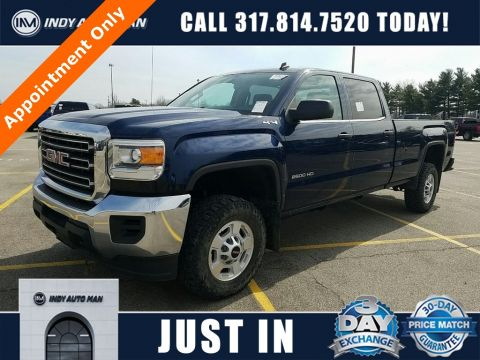 Pre-Owned 2015 GMC Sierra 2500HD SLE With Navigation & 4WD