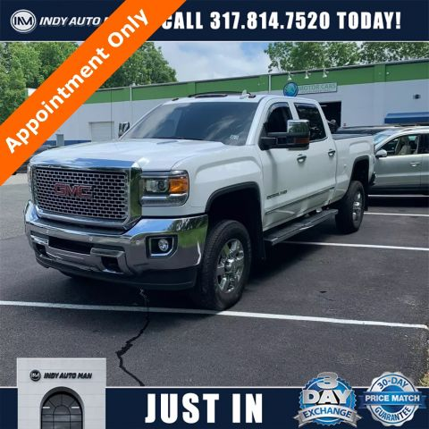 2015 GMC Sierra 3500HD Denali With Navigation & 4WD in Indianapolis, IN