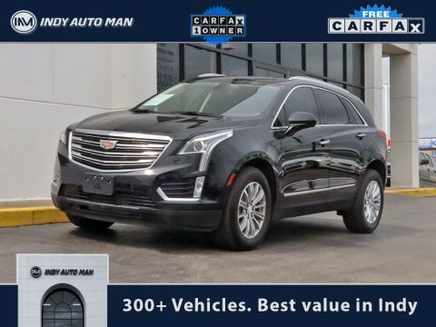 Pre-Owned 2018 Cadillac XT5 Luxury With Navigation & AWD