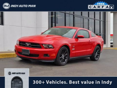Pre-Owned 2011 Ford Mustang V6 Premium