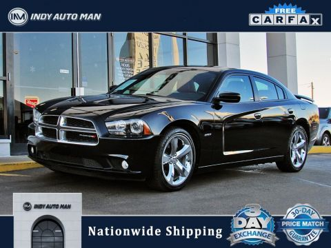 Pre-Owned 2012 Dodge Charger R/T With Navigation