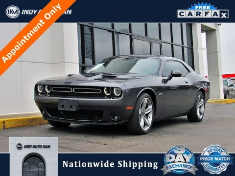 Pre-Owned 2015 Dodge Challenger R/T RWD 2D Coupe