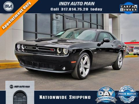 Pre-Owned 2016 Dodge Challenger R/T RWD 2D Coupe